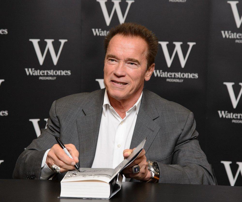 Arnold Schwarzenegger: Seine Biografie floppt