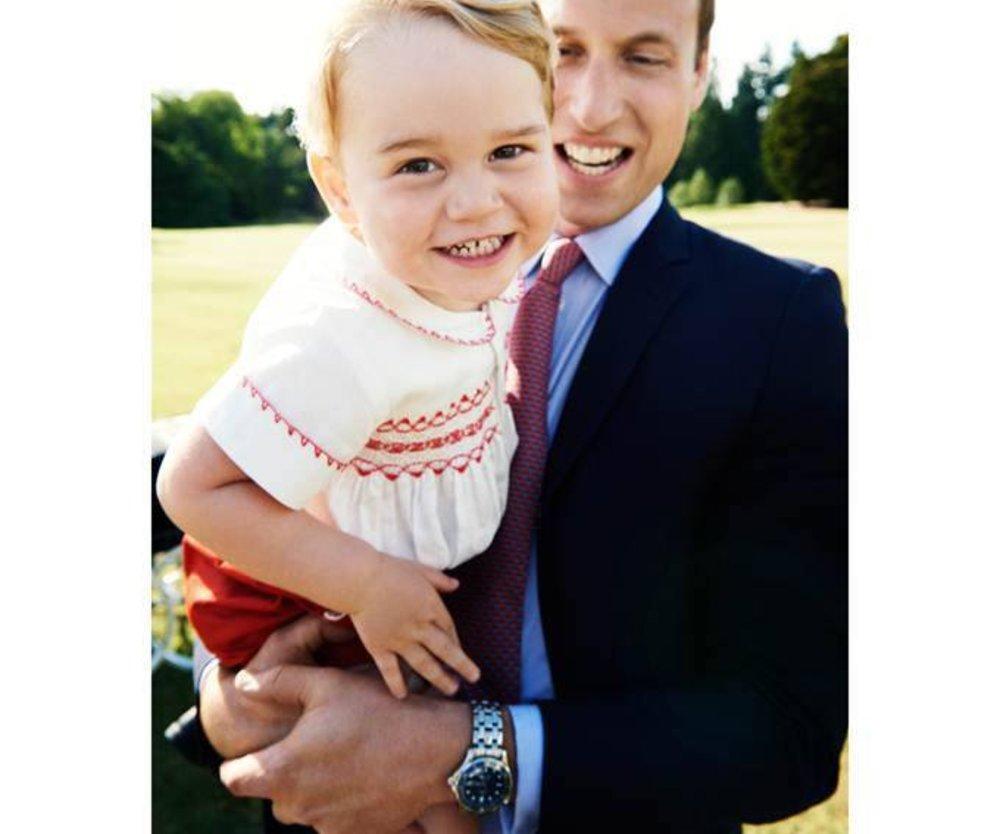 Prinz George wird 2!