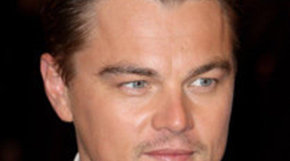 Keanu Reeves und Leonardo DiCaprio in Berlin