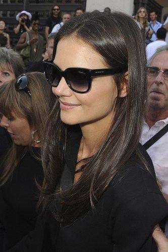 Katie Holmes mit Sonnenbrille