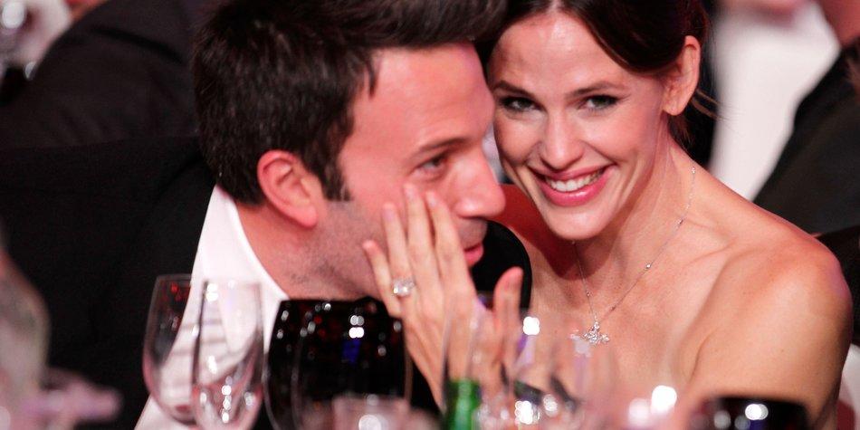 Jennifer Garner und Ben Affleck feiern ihren Hochzeitstag