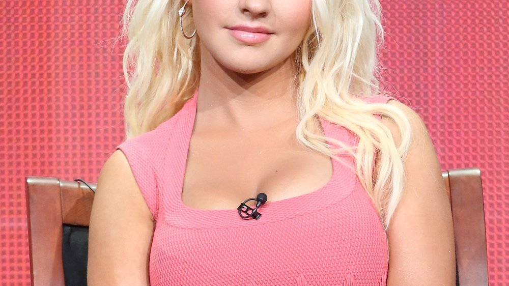 Gwen Stefani macht Christina Aguilera Konkurrenz