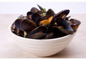 Muscheltopf mit Gemüse: Nahrhaft und kalorienarm
