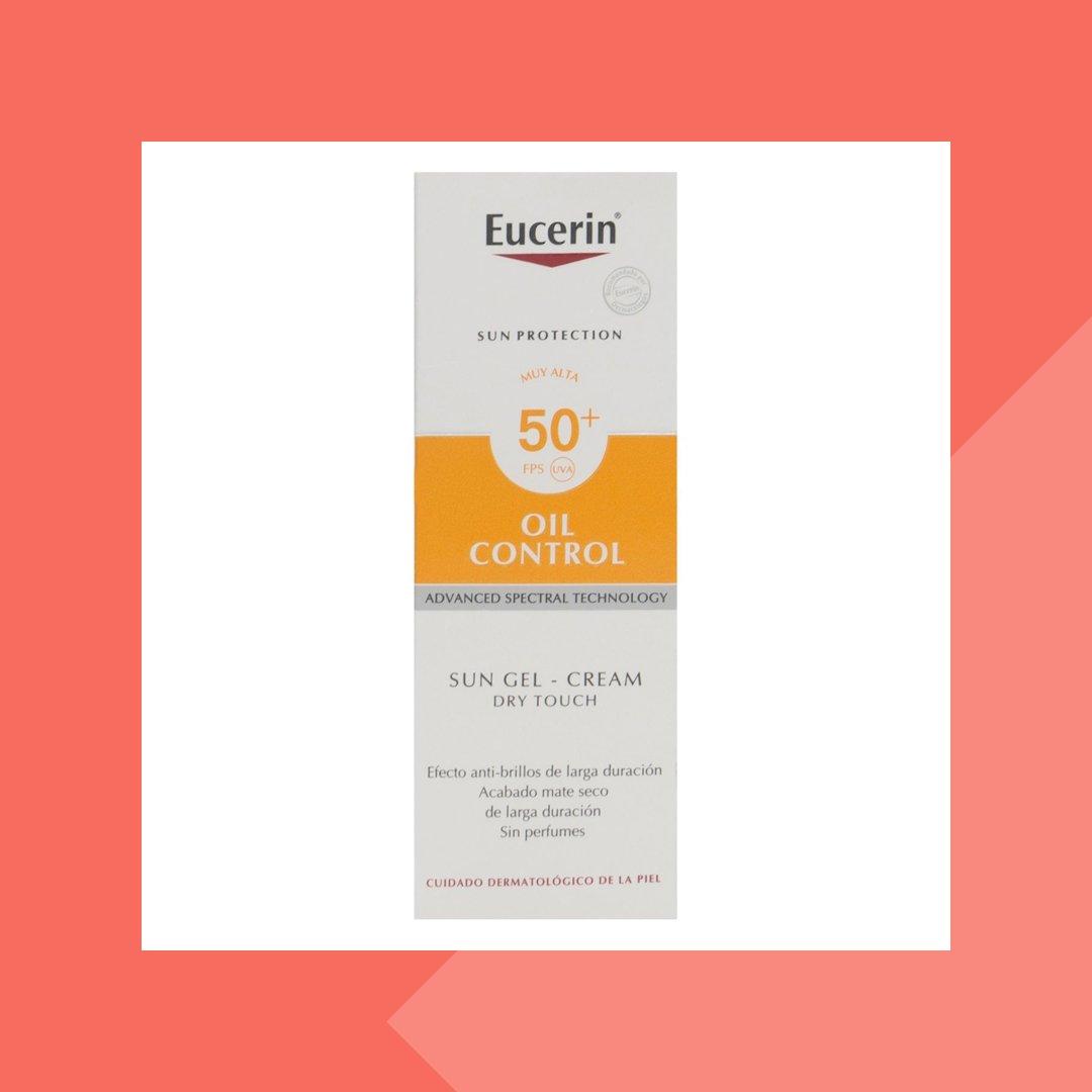 Eucerin Oil Control Sun Gel-Creme