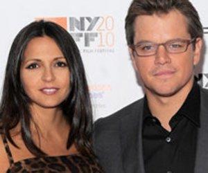 Matt Damon: Tochter Stella Zavala ist da!