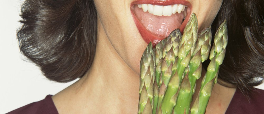 Spargel-Diät