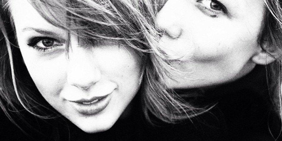 Taylor Swift: Ist sie verliebt in ihre BFF's?