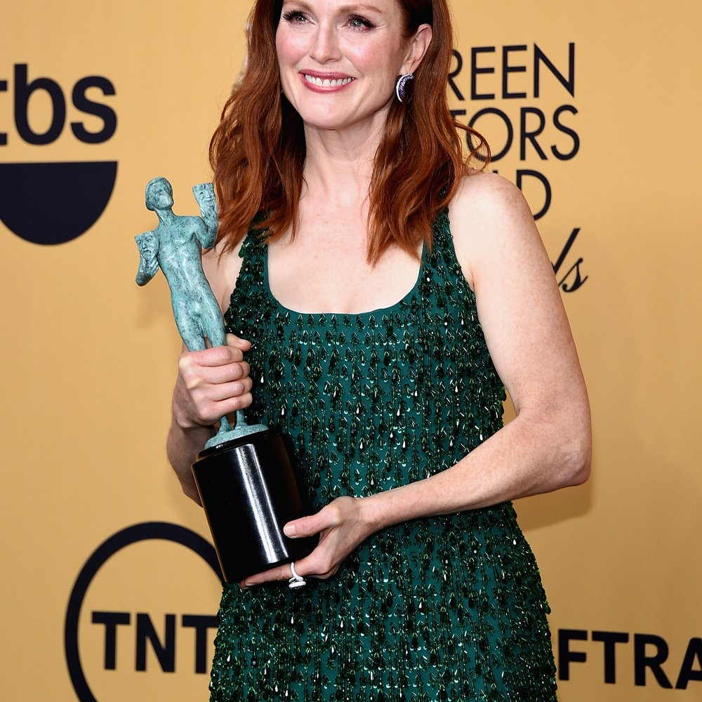Julianne Moore siegt vor Jennifer Aniston