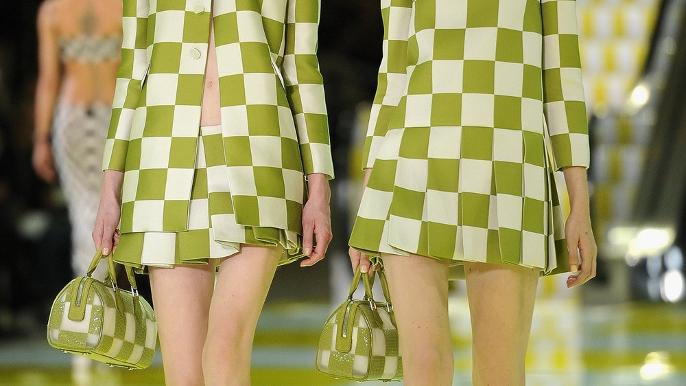 Louis Vuitton – Schach, aber nicht matt