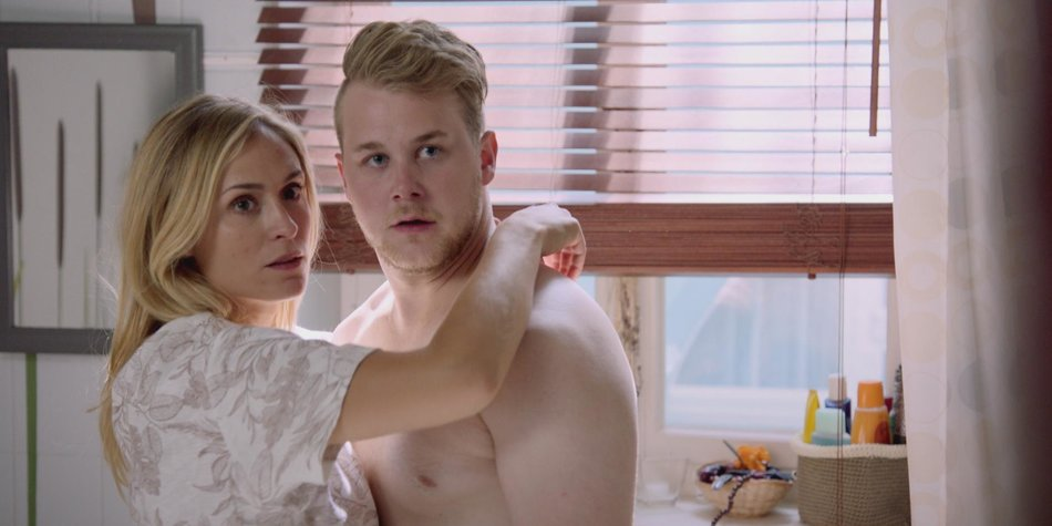 Jonas und Sophie von GZSZ