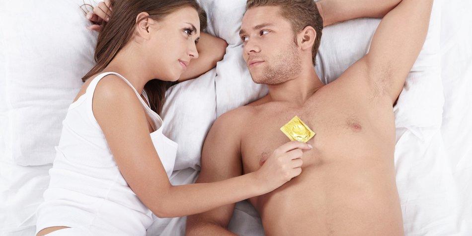 Wer kauft die Kondome?