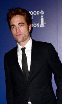 Robert Pattinson bei einer Filmpremiere