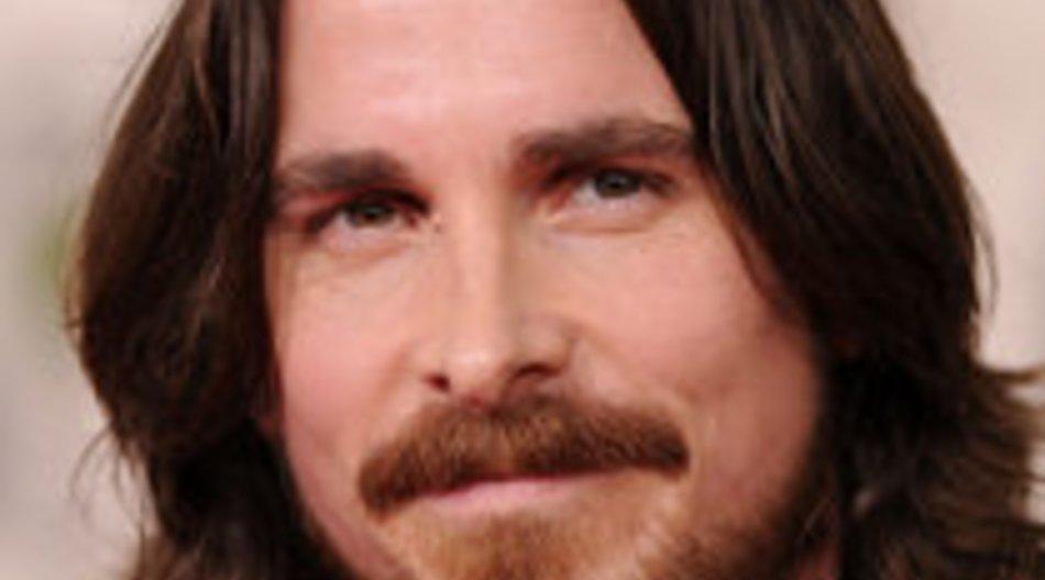 Christian Bale: Das Haar ist ab