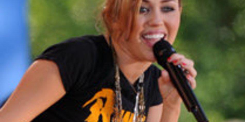 Miley Cyrus: Absturz wie Britney Spears?