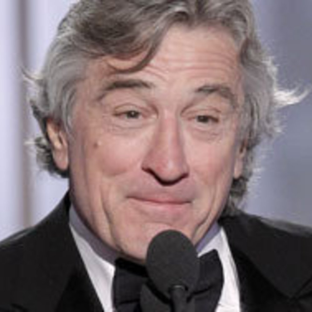 Robert De Niro schämte sich bei den Golden Globes