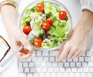 Diät - so hältst Du am Arbeitsplatz durch