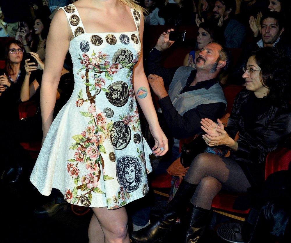 Scarlett Johansson hat Probleme mit den Franzosen