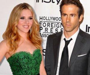 Scarlett Johansson und Ryan Reynolds geben keine Details preis