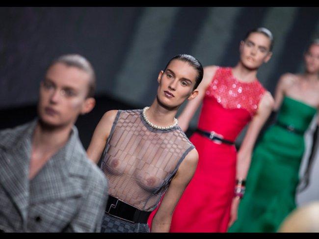 Haute Couture bei Dior