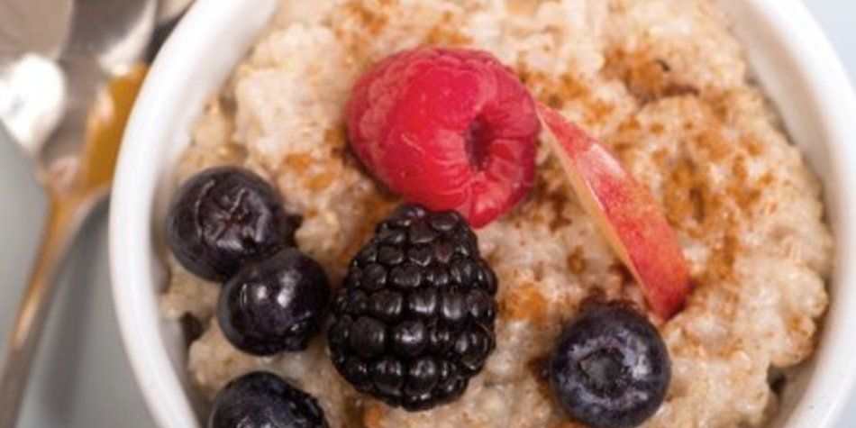 Porridge Mikrowelle