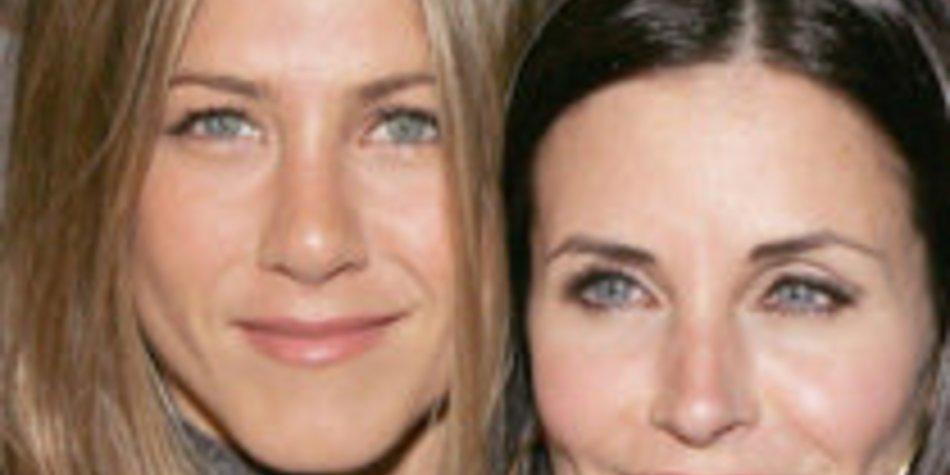 Jennifer Aniston: Auftritt bei Cougar Town