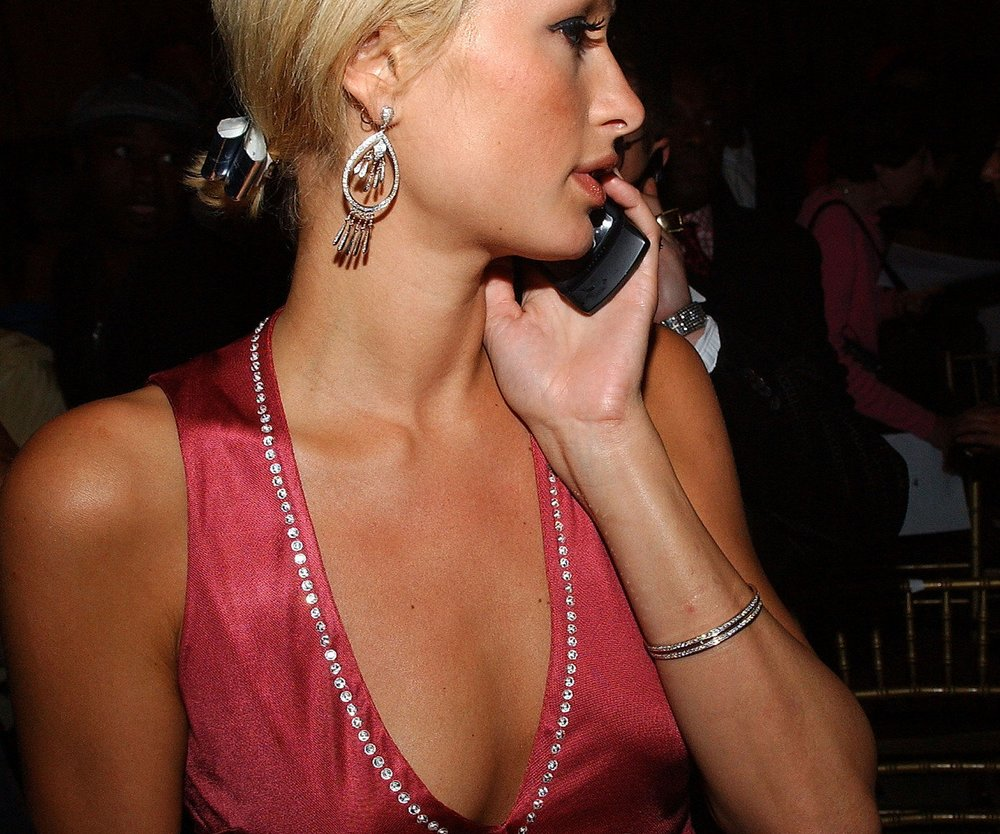 Paris Hilton verliert Handys