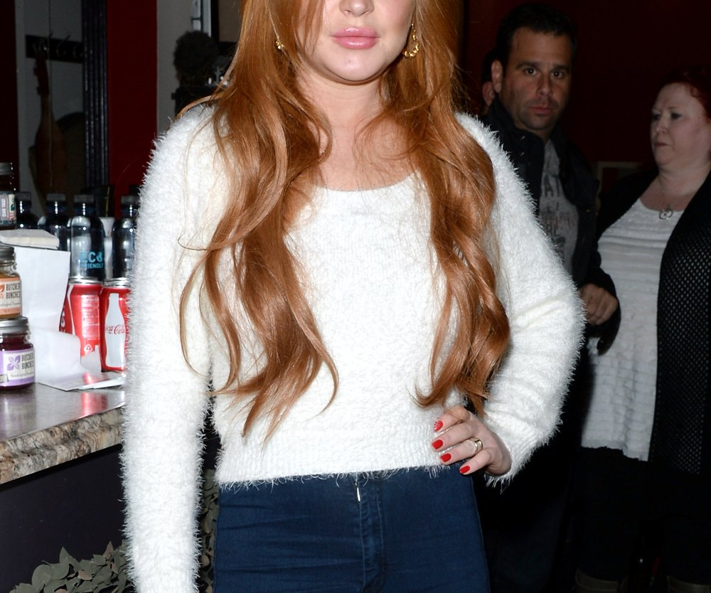 Lindsay Lohan plant Musikkarriere