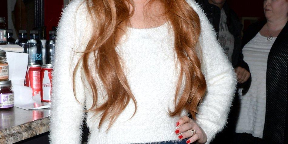 Lindsay Lohan plant Musikkarriere