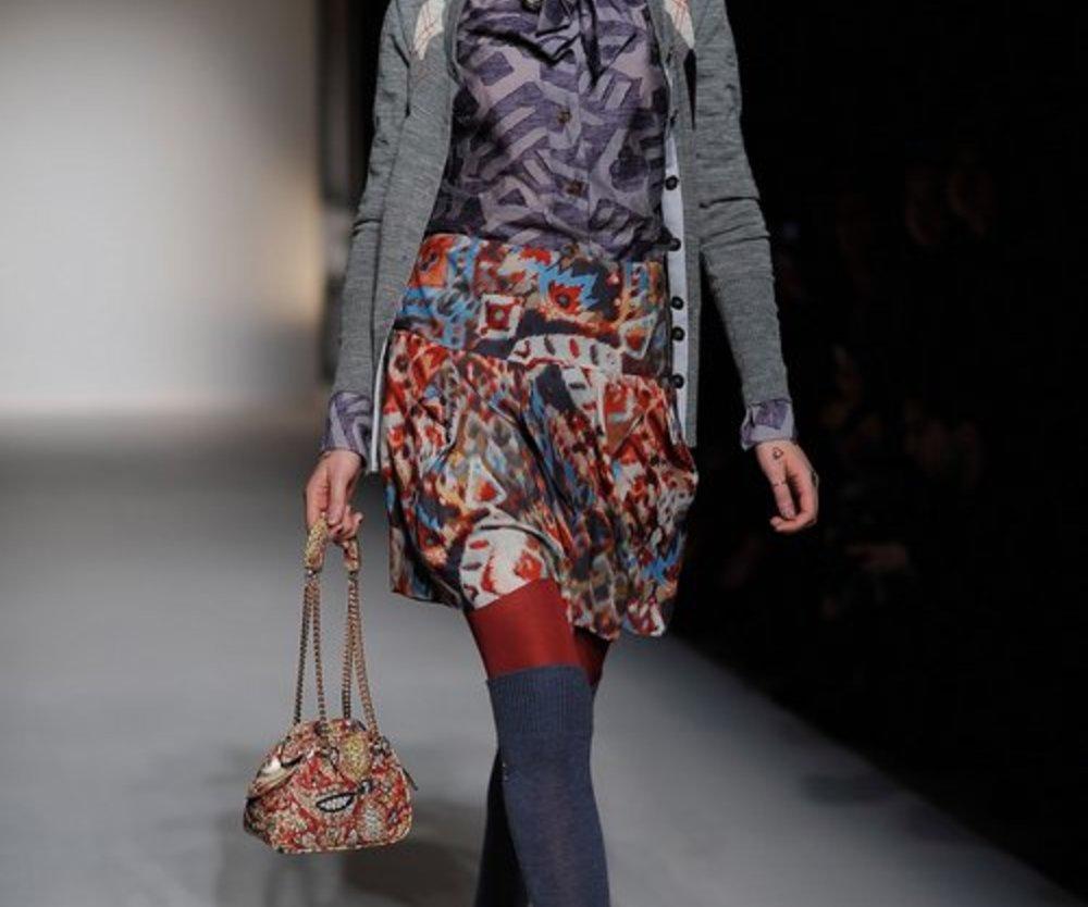 Vivienne Westwood: London Fashion Week