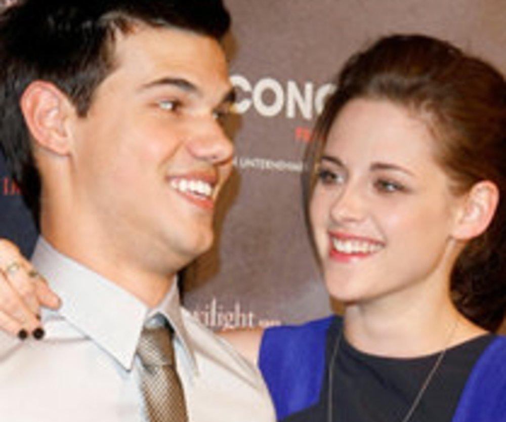 Kristen Stewart und Taylor Lautner bei den People's Choice Awards