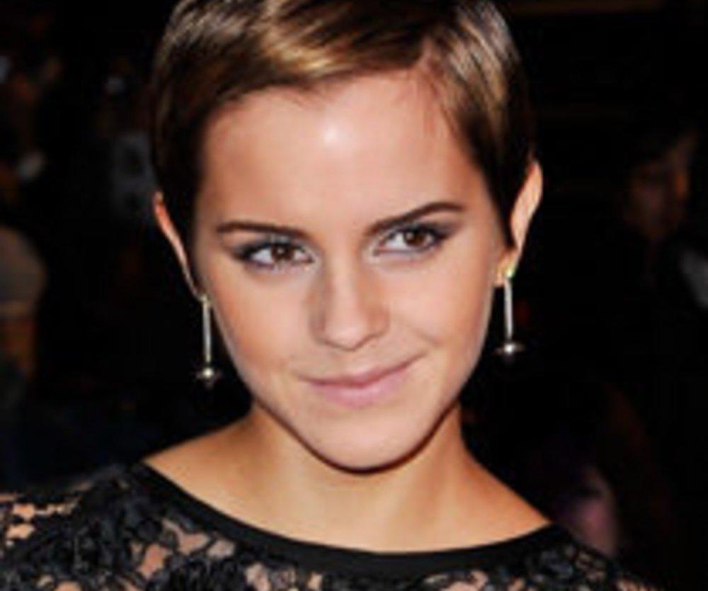 Emma Watson: Tränen am ersten Uni-Tag!