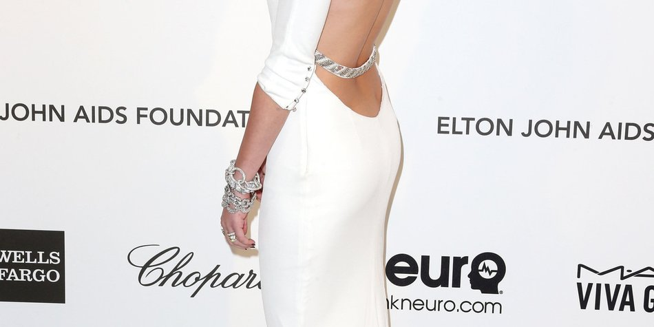 Der Miley Cyrus-Look: White Trash trifft Chanel