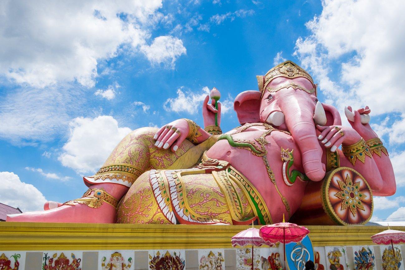 Ganesha Tattoo Symbolik Bedeutung