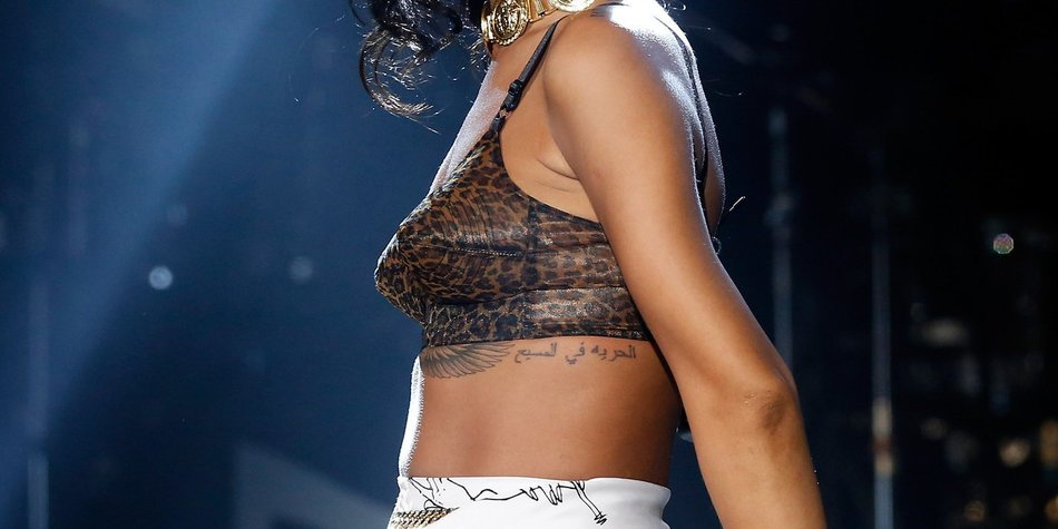 Rihanna: Singt sie für Roman Abramowitsch?
