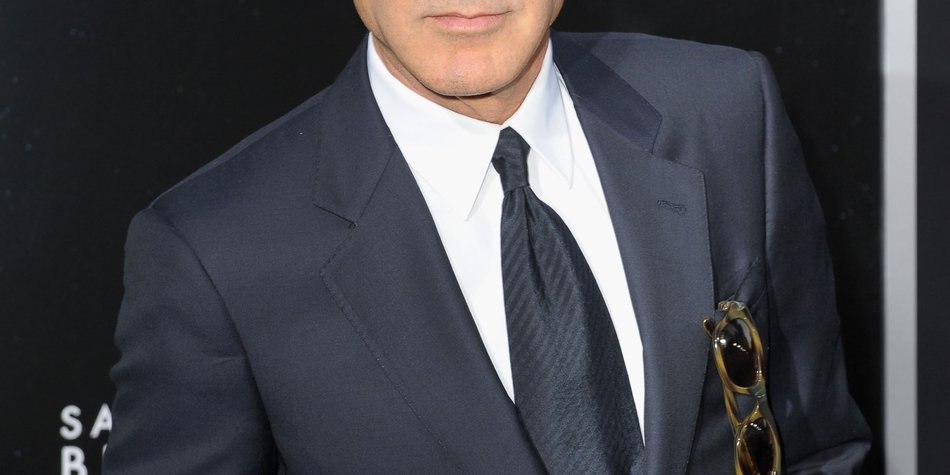 George Clooney for President!