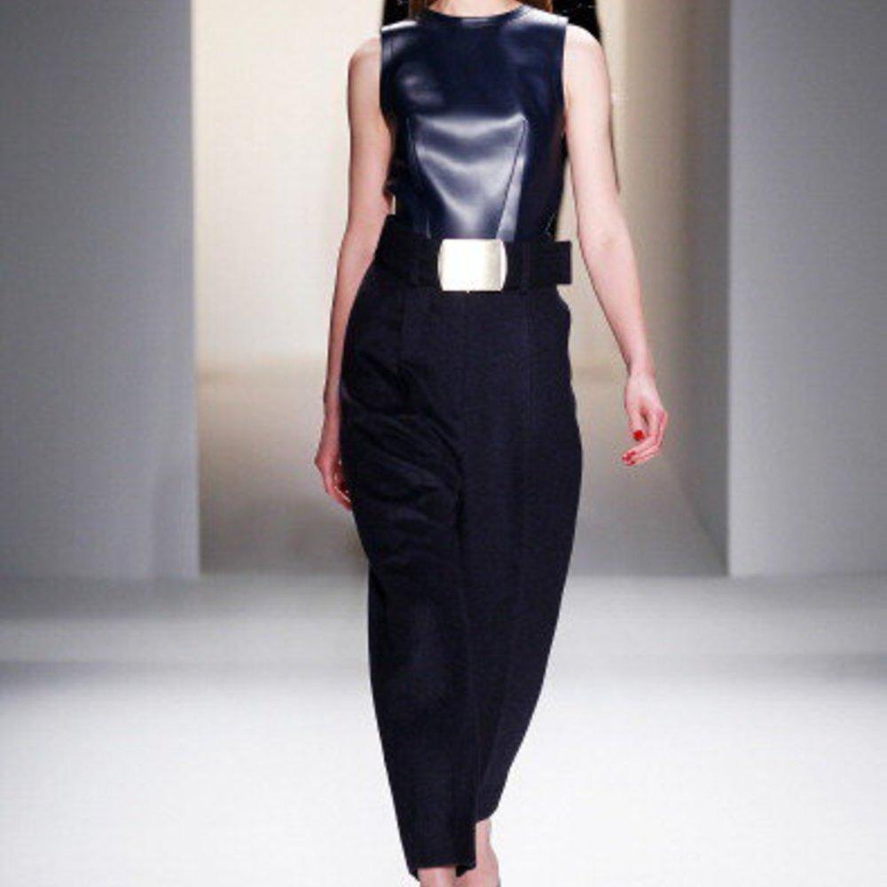 Calvin Klein zeigt ein Maximum an Minimalismus