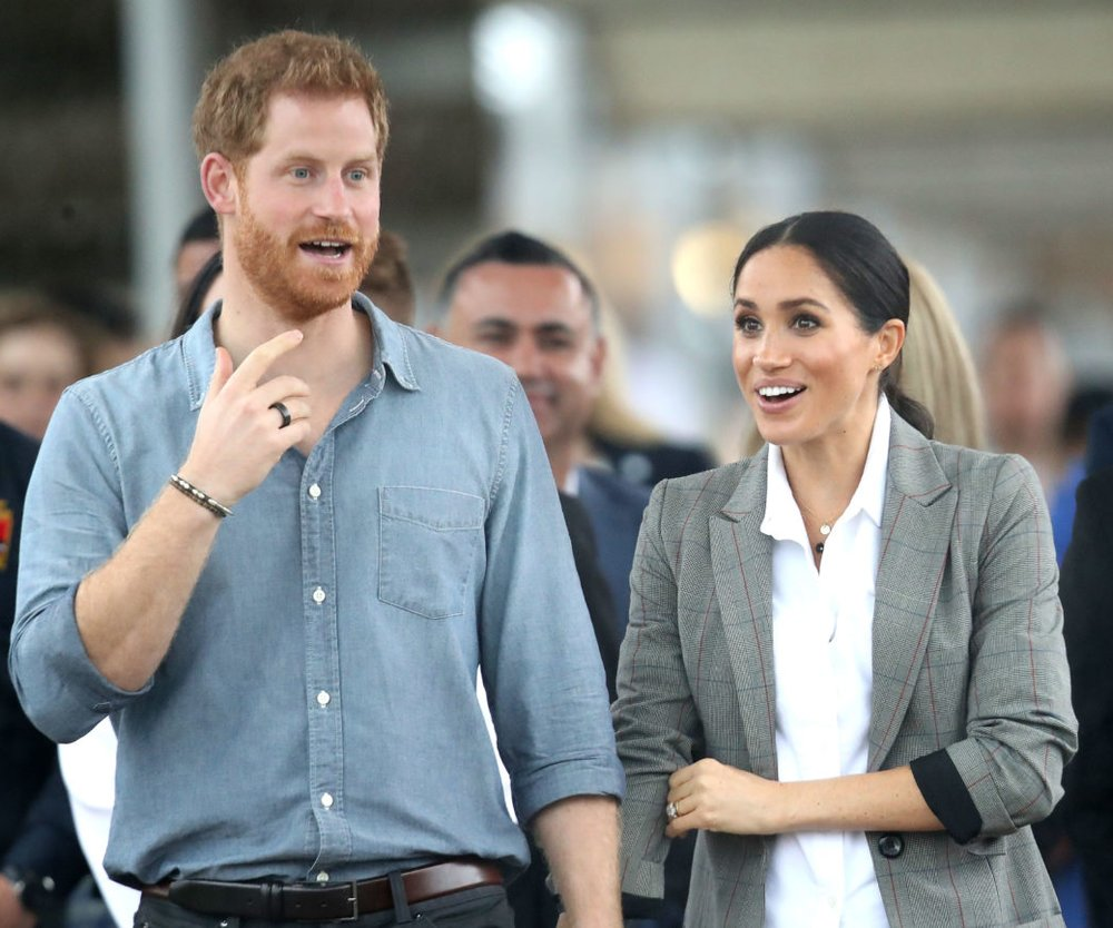 Prinz Harry Herzogin Meghan