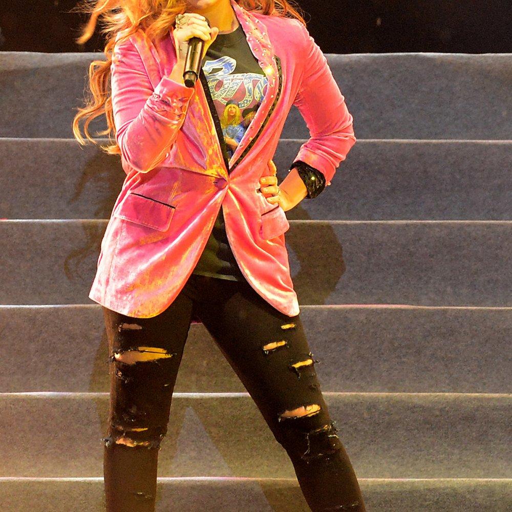 Demi Lovato angeblich sicher in der Jury