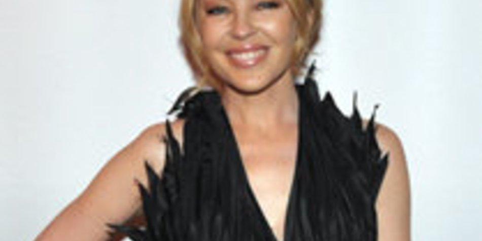 Kylie Minogue mag den Geruch von Knetgummi