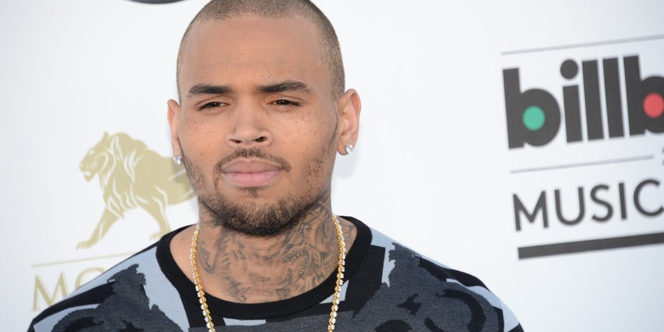 Chris Brown: Bewährung wurde aufgehoben!
