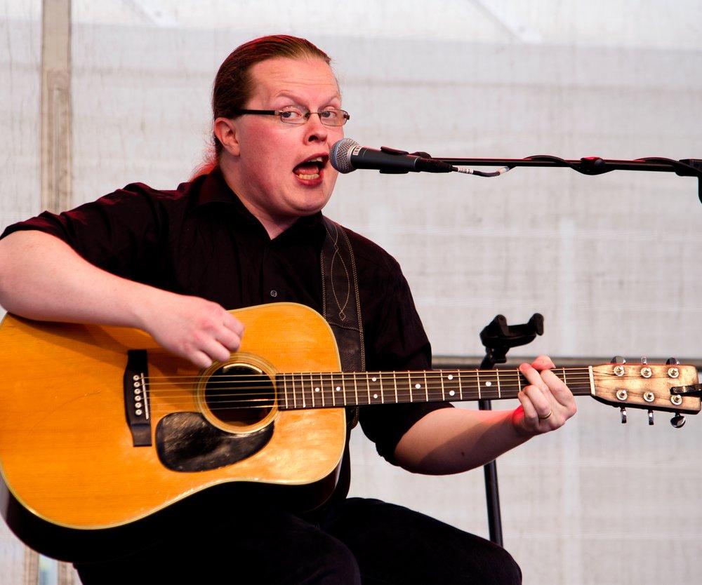 Angelo Kelly, irisch-amerikanischer Sänger