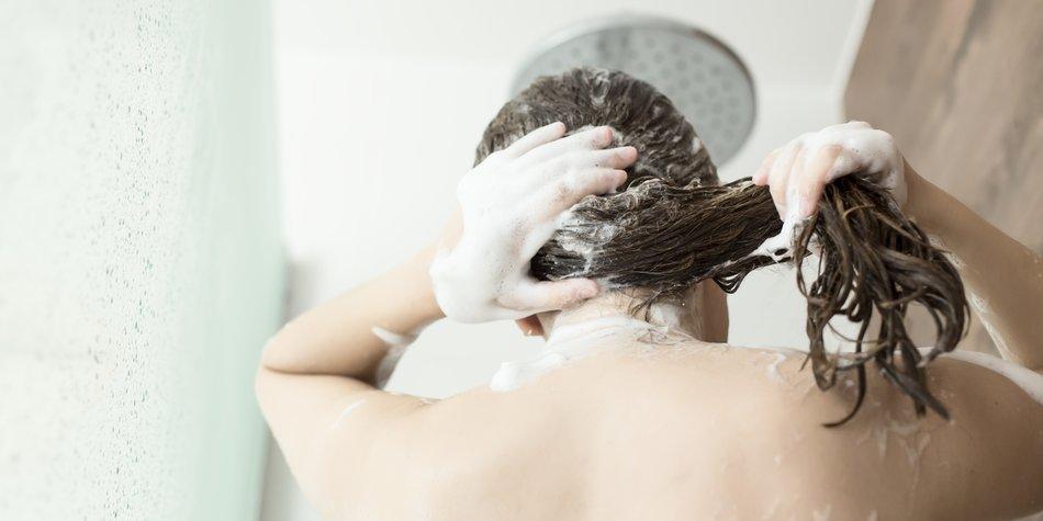 Duschen Bauchnabel