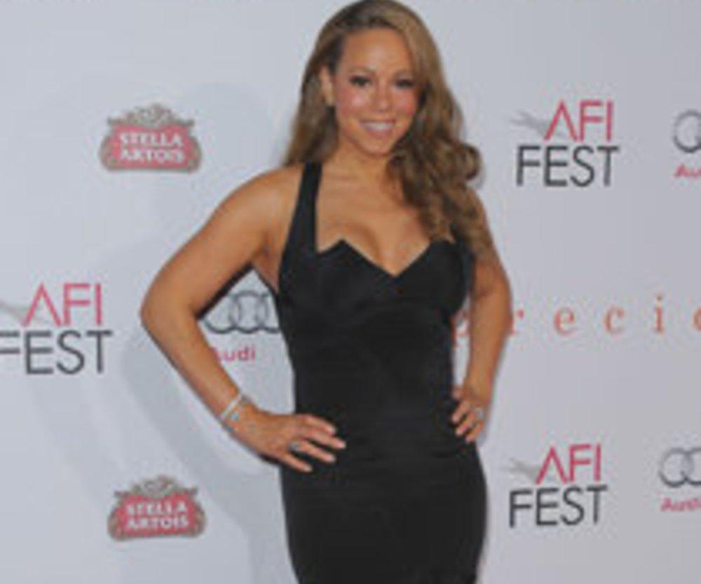 Mariah Carey: Enge Kleider bevorzugt