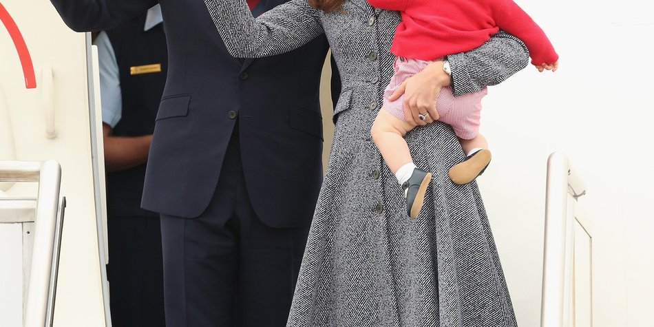 Kate Middleton: Die Australien-Reise ist beendet