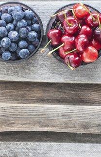 Beeren für schlanke Figur