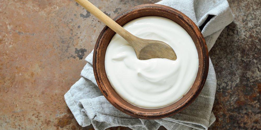 Joghurt aus Vagina-Sekret