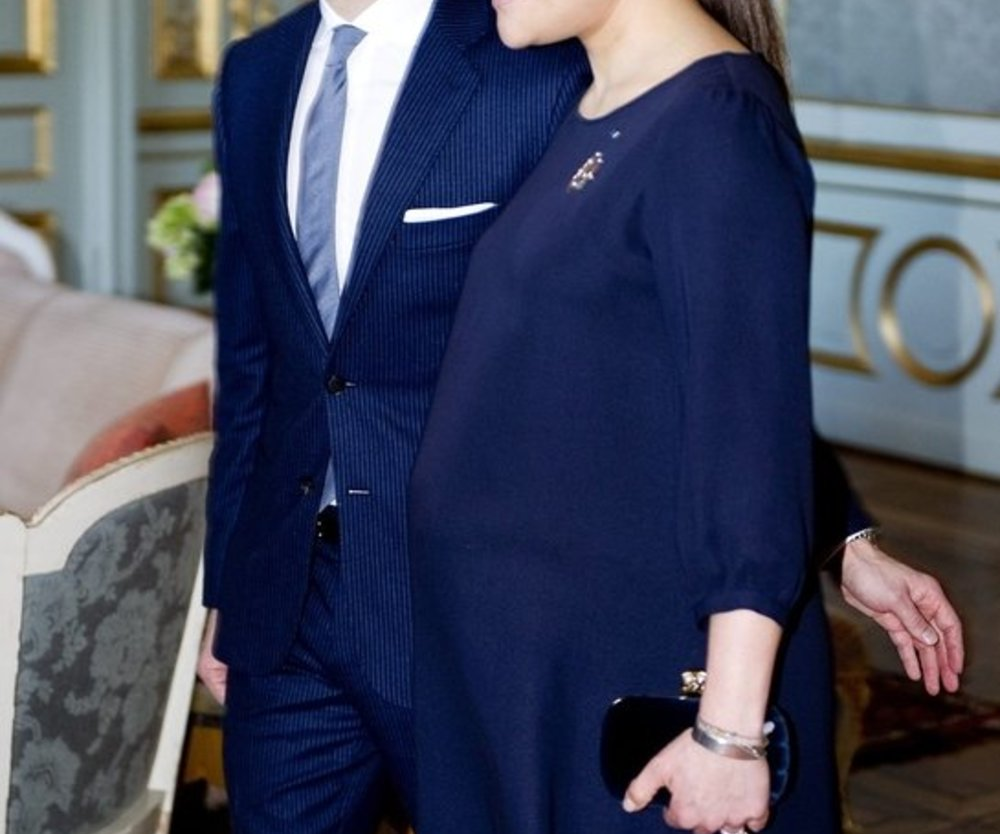 Kronprinzessin Victoria bekommt Baby