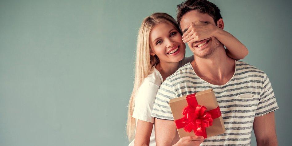 Romantische Geschenke für Männer