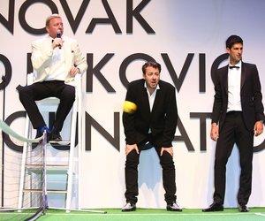 Boris Becker ist nicht mehr der Markenbotschafter für Mercedes