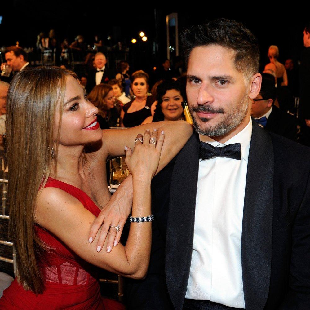 Joe Manganiello paukte für seine Verlobung Spanisch